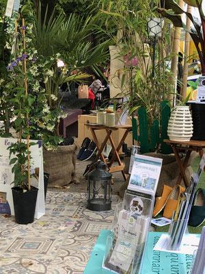 Tracts promotionnels - Archi'Tendances au salon Jardins Jardin ©Archi'Tendances