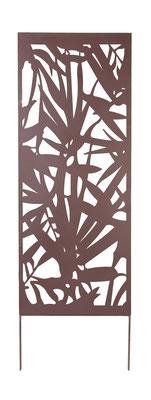 """©Nortene - Decoration Panel, le panneau décoratif - motif """"feuille de palmier"""""""