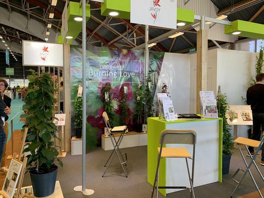 ©Archi'Tendances - Salon du végétal 2019 - Stand Javoy Plantes