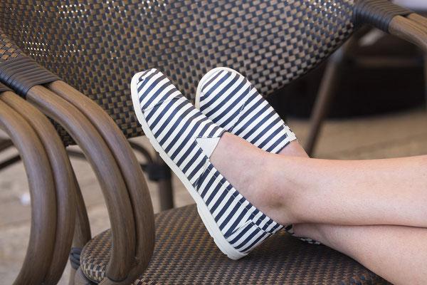 ©Rouchette-Enjoy-SEA-rayé-marine-blanc-chaussure-toile-canvas