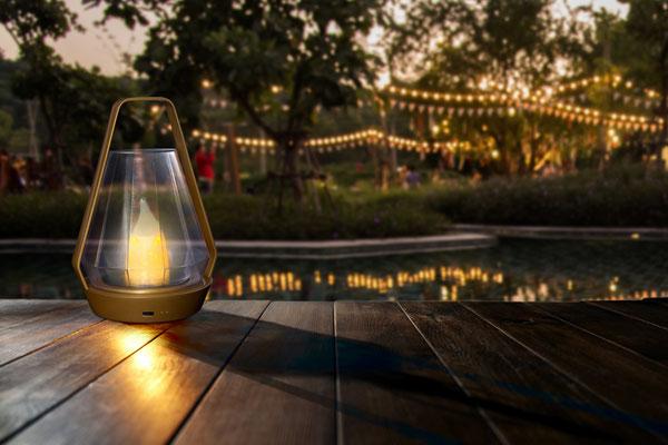 ©Nortene, lampe Aladin