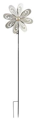 ©Nortene, Moulin à vent ZEPHIR (pétale grise)