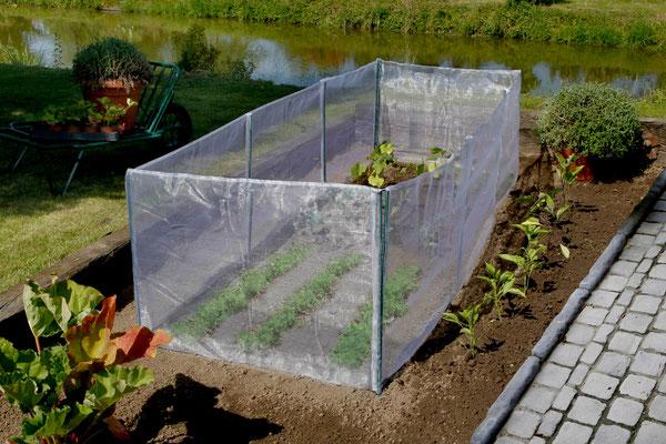 ©Nortene, Kit Biocontrol, barrière anti-insectes
