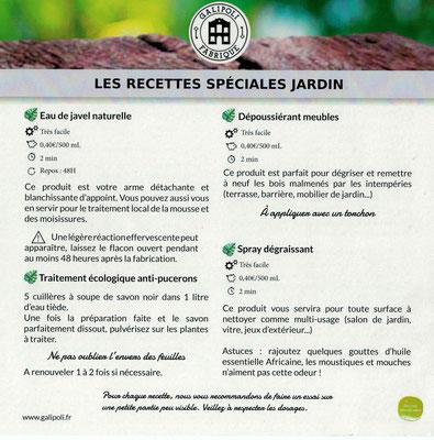 ©Galipoli_Recettes spéciales Jardin