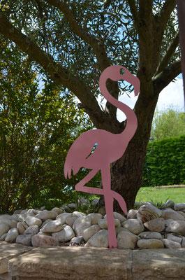 ©IDFER, Lady Pink, Flamant rose (parterre)