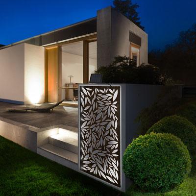 ©Nortene - Solart Panel, le panneau décoratif lumineux à fixer au mur