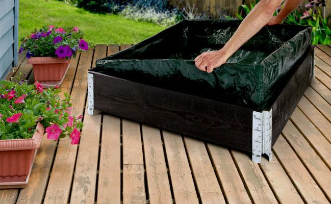 ©Nortene, Modulo Bag, sac de plantation pour Modulo Garden