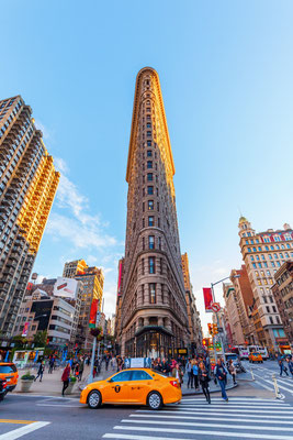 Flatiron Tower in Manhattan, New York City