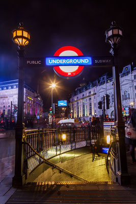 London, Piccadilly Circus