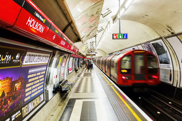 London, Metro