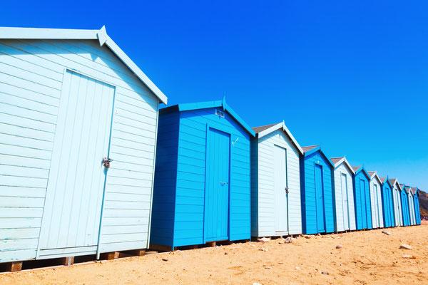 Küste in Dorset, Südengland