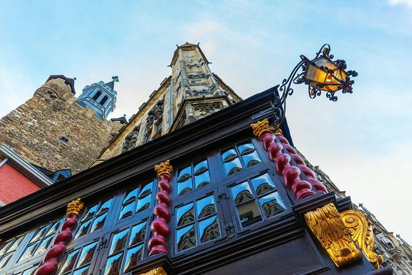 Granusturm in Aachen