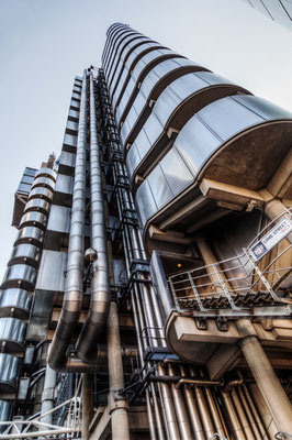 London, Lloyd's Building