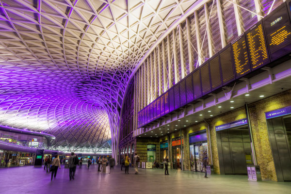 London, King's Cross Station