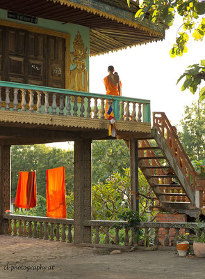 Kloster Kambodscha