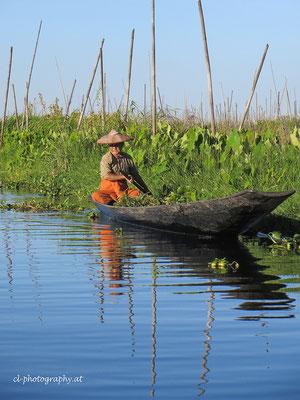 Inle See Burma