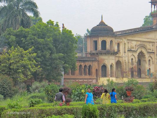 Lucknow Indien