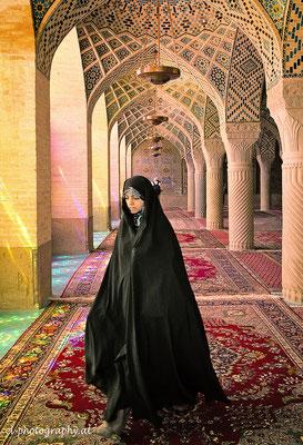 Nasr-al-Molk Mosche Shiraz Iran