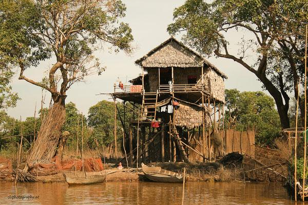 Tonle Sap Kambodscha