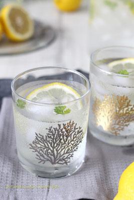 ポーセラーツ ガラス グラス