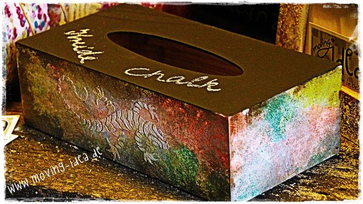 Tafelfarbe und Tafellack