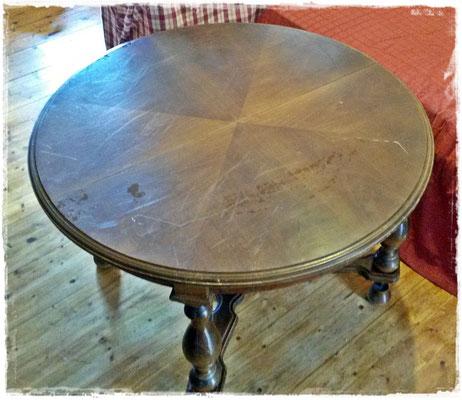Tisch für Vintage Look DIY