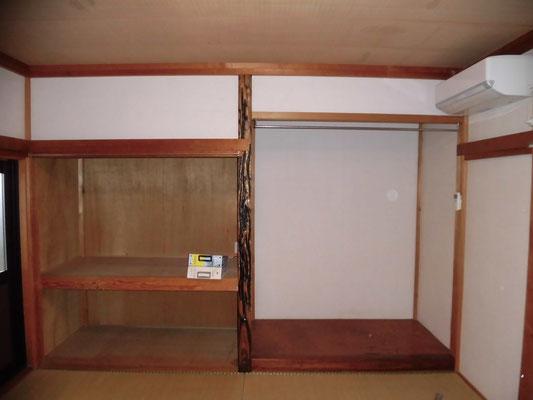 【Before】和室から洋室へリフォーム