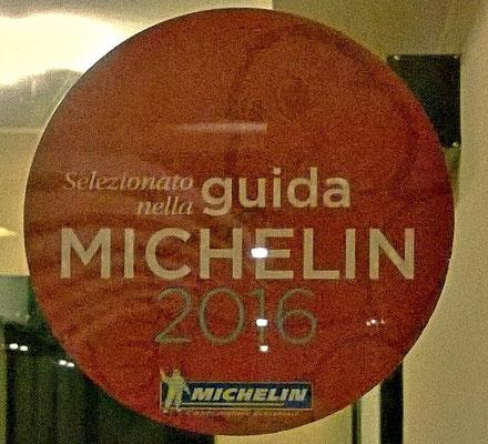 L'Hotel Pennile di Ascoli Piceno è lieto di annunciare che anche quest'anno è stato segnalato nella prestigiosa Guida Michelin
