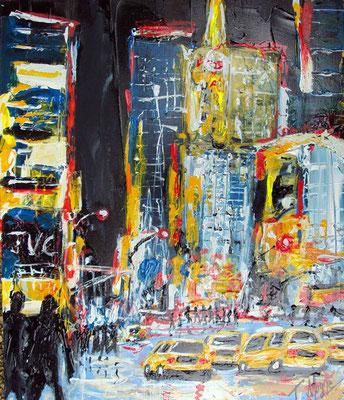 Nocturne dans NY, vendue, collection particulière