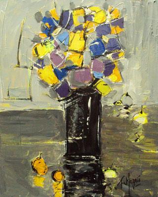 Bouquet, 12F, vendue, collection particulière