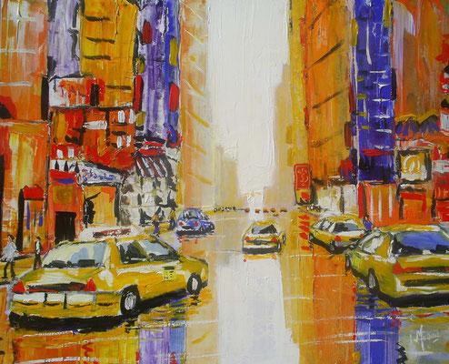 Les cabs..., vendue, collection particulière