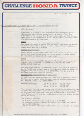 Convocation - page 1 (doc. J.Faucon)