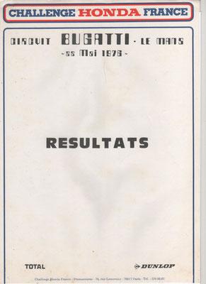 Page de garde résultats (doc. J.Faucon)
