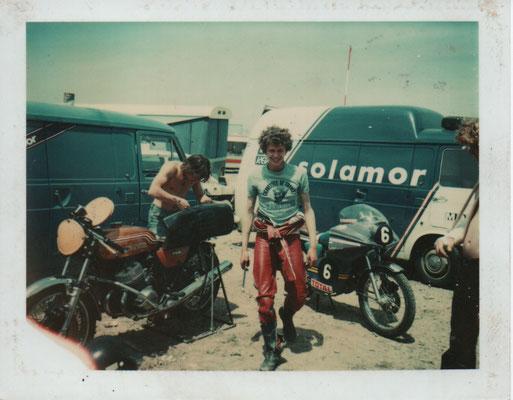 J.BOLLE: Nogaro 1976.
