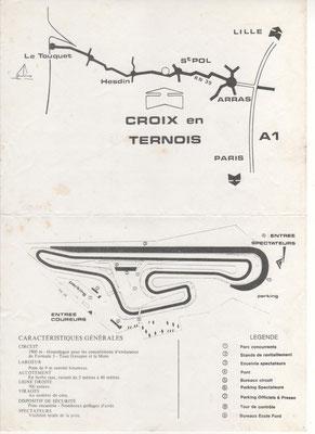 Circuit (doc. J.Faucon)