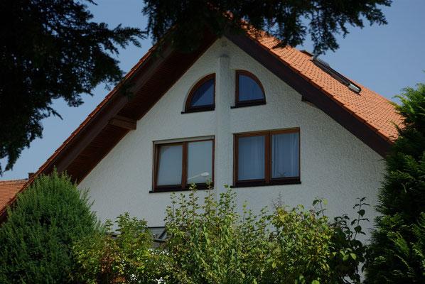 Putz- und Anstrichsysteme Wohnhaus