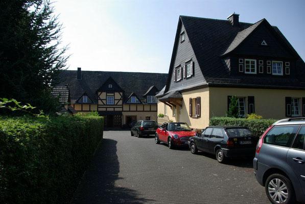 Hotel Naunheimer Mühle Putz- und Anstrichsysteme