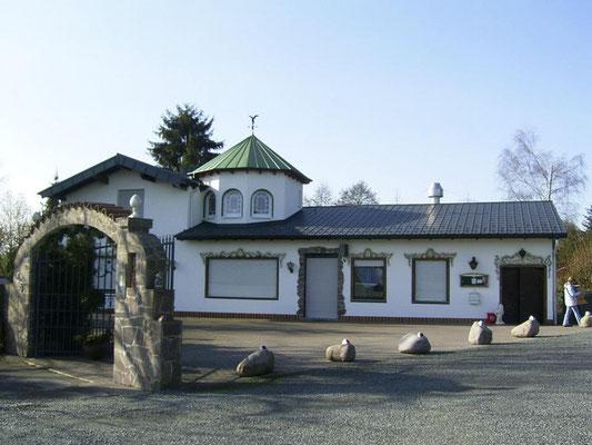 Haustädter Mühle Fassadengestaltung