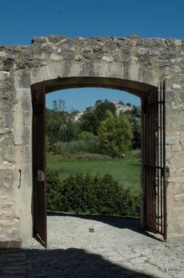 visite du prieuré de Mane