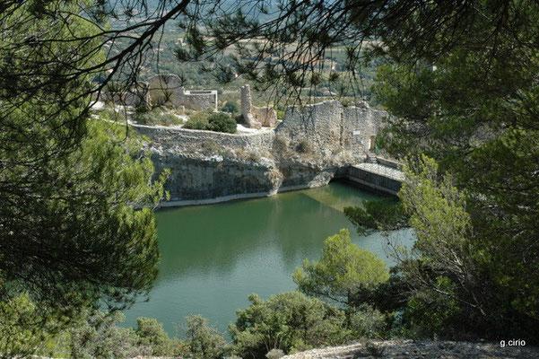 St Saturnin les Apt (réservoir d'eau)