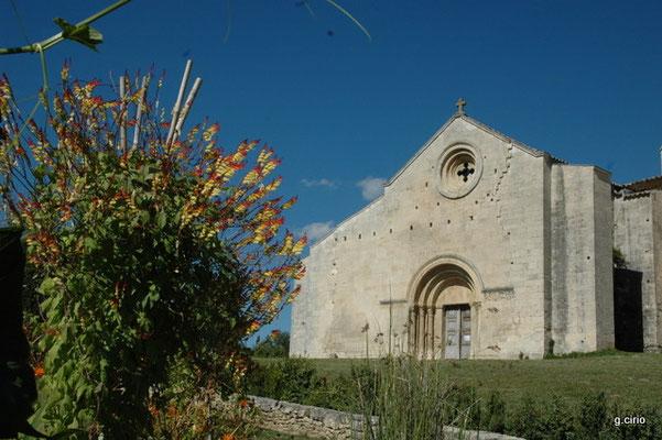 visite du prieuré de Mane (église)