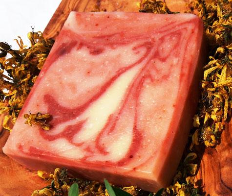 100% Naturseife 'Keltische Heilkräuter' Johanniskraut