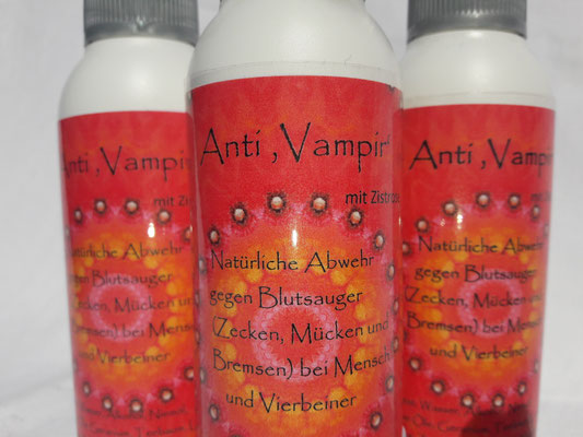 100% Natur 'Anti Vampir' Spray