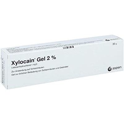 Xylocain® Gel 2%