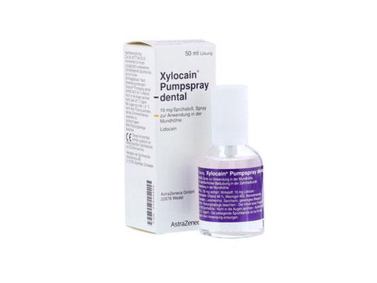 Xylocain® Pumpspray 1%