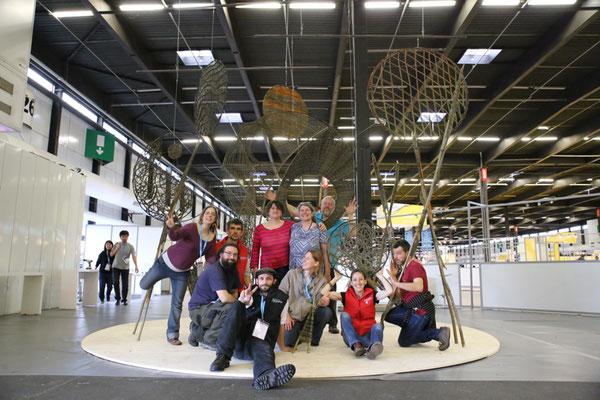 Projet Collectif aux Abilympics- Bordeaux- voir Blog