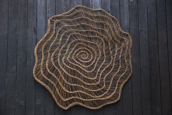 Spirale à pointes