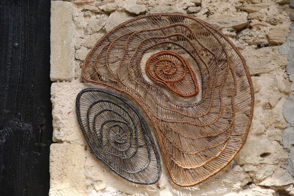 Mandala 3 pièces rond