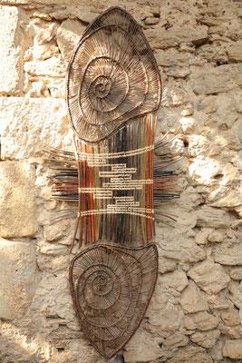 Mandala avec métissage