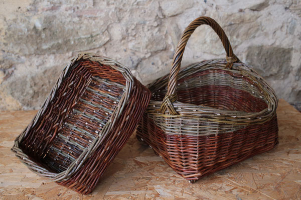 Panier et corbeilles galiciens ( stages)